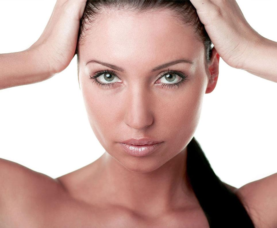Endoskopisches Facelifting-Mittelgesichtslift